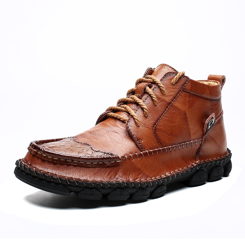 Calceus - Charles - Handmade Leather Boots
