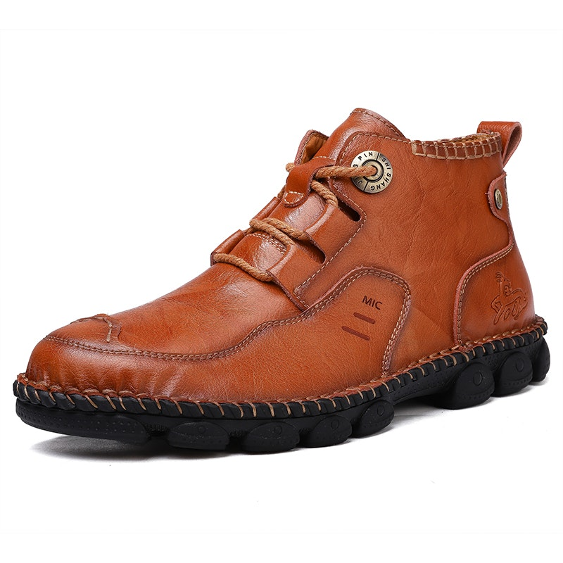 Calceus - Charles3 - Handmade Leather Boots