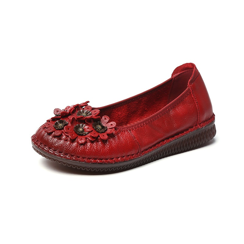 Women's Four Seasons Lightweight Soft Leather Loafers