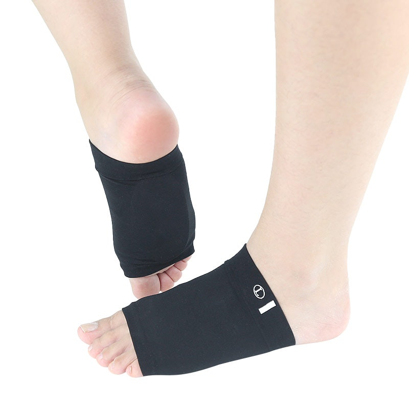 Arch Support Brace for Flat Feet with Gel Pad Inside