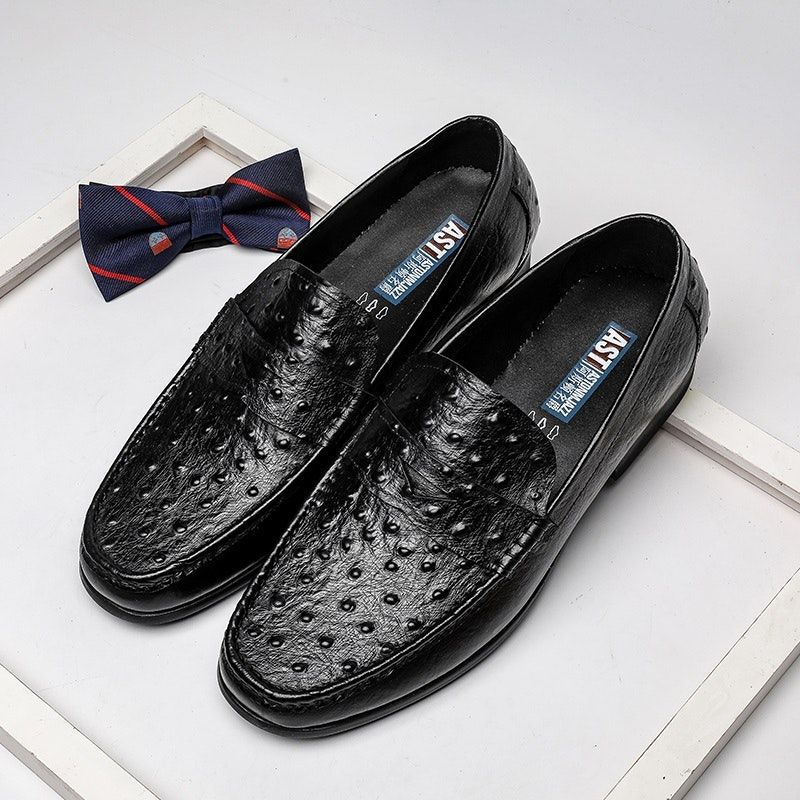 Men's Four Seasons Lightweight Soft Leather Penny Loafer